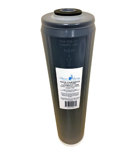 Home Master Granular Catalytic Carbon KDF85 Filter