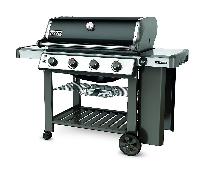Weber-Stephen Products 62010001 Genesis Ii E410 Lp Grill