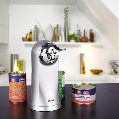 Electric can/bottle opener From AICOK