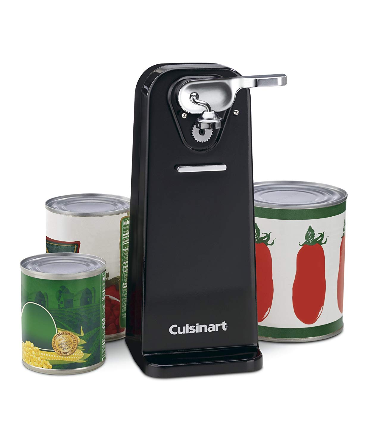 The CCO-50BKN Deluxe Electric Can Opener from Cuisinart