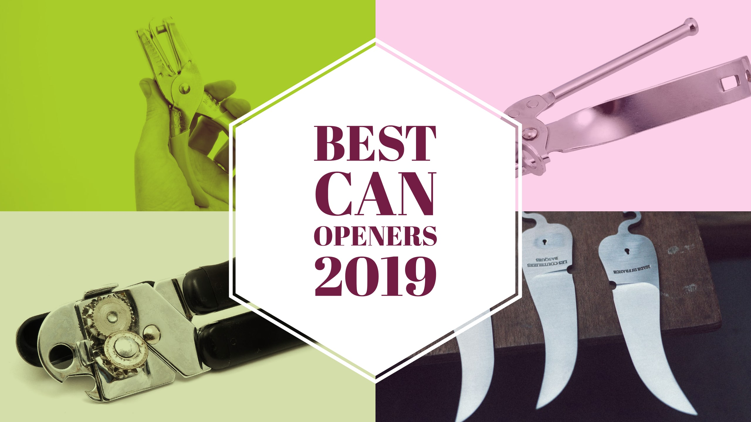 Best Can Openers 2019