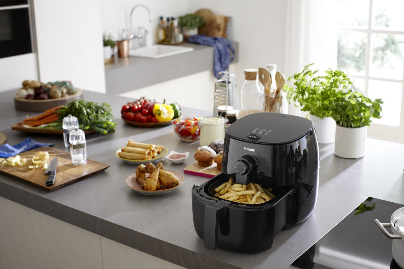 Philips HD9621/96 Viva Turbostar Airfryer