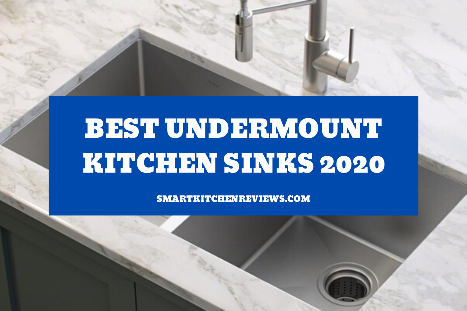 Picture of: Best Undermount Kitchen Sinks 2019 Reviews Buying Guide